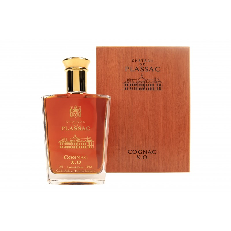 Mignonette cognac Napoléon et XO