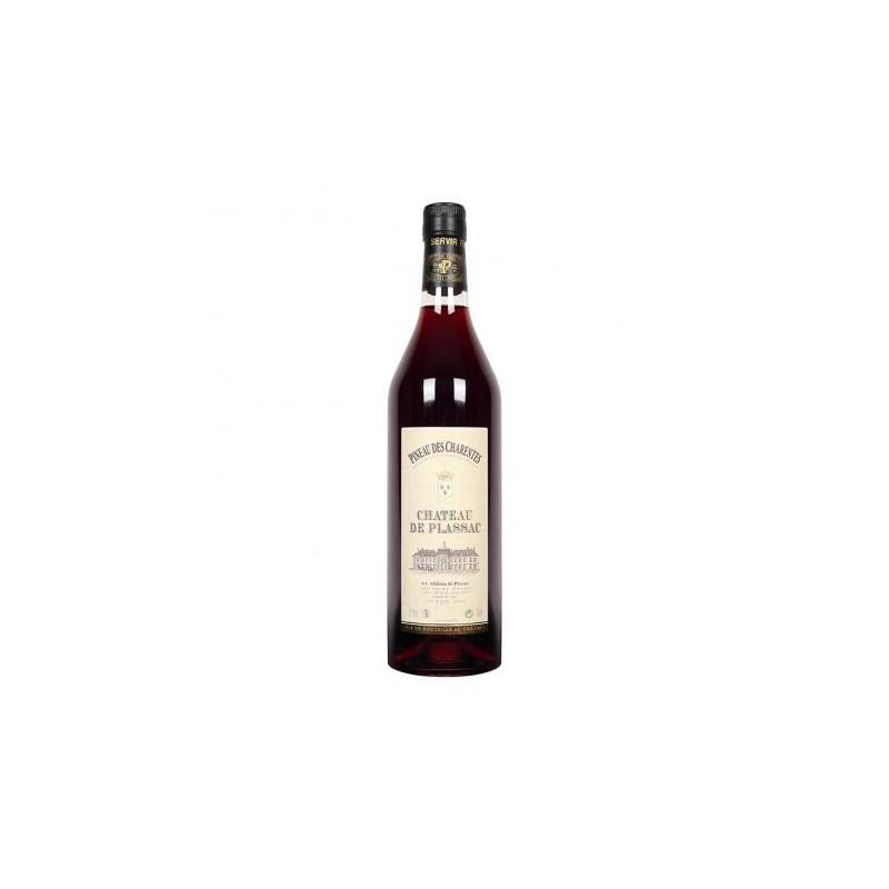 Pineau des Charentes Rouge Château de Plassac