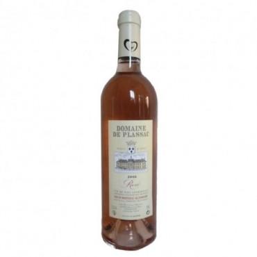 Vin de Pays Charentais rosé Millésime 2016