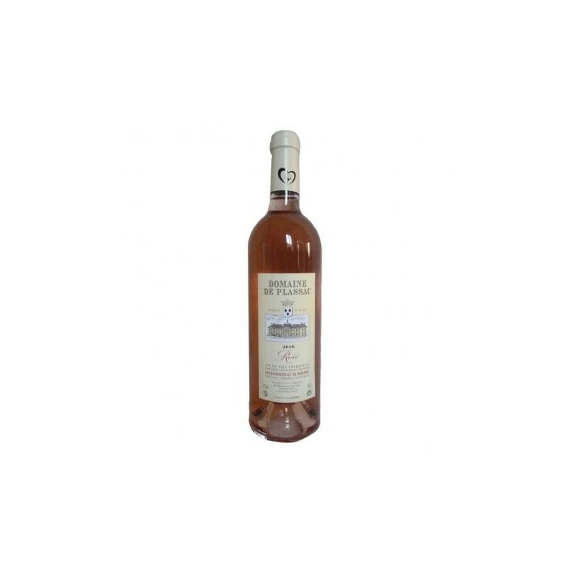 Vin de Pays Charentais rosé