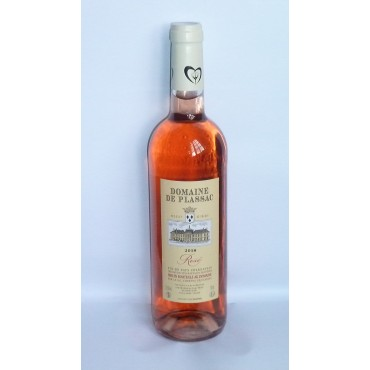 copy of Vin de Pays Charentais rosé Millésime 2016