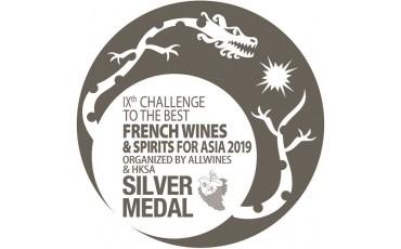 Une nouvelle médaille pour le Cognac XO de Plassac !