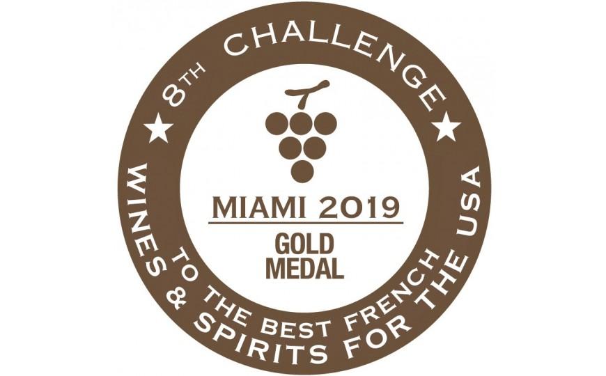 Le Cognac XO remporte une nouvelle médaille d'or !