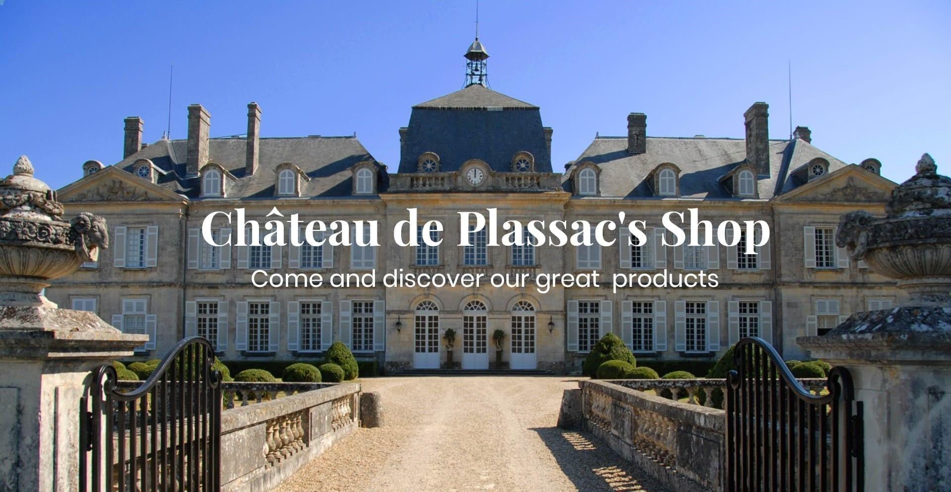 Chateau de Plassac of the Counts of Dampierre, View of the main courtyard